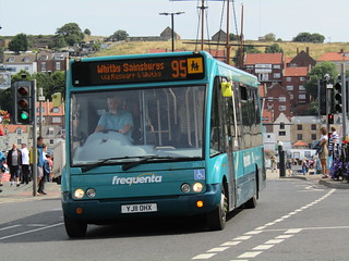 arriva north east solo 2862 YJ11OHX