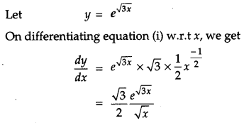 CBSE Previous Year Question Papers Class 12 Maths 2019 Outside Delhi 83