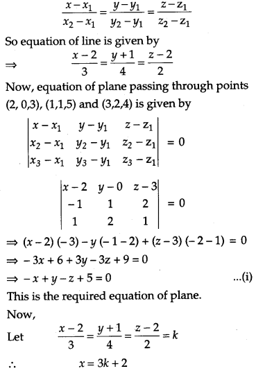 CBSE Previous Year Question Papers Class 12 Maths 2019 Outside Delhi 76