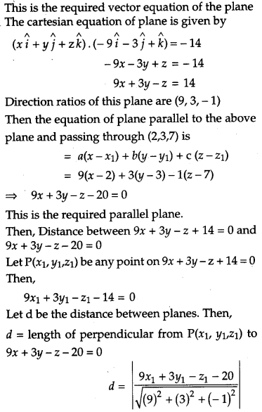 CBSE Previous Year Question Papers Class 12 Maths 2019 Outside Delhi 74