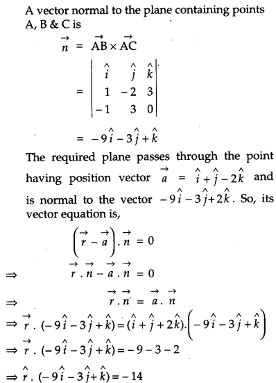 CBSE Previous Year Question Papers Class 12 Maths 2019 Outside Delhi 73