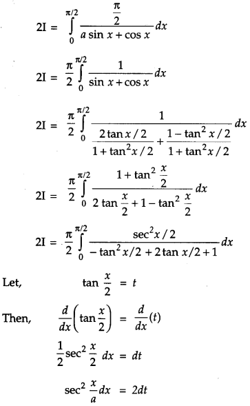 CBSE Previous Year Question Papers Class 12 Maths 2019 Outside Delhi 44