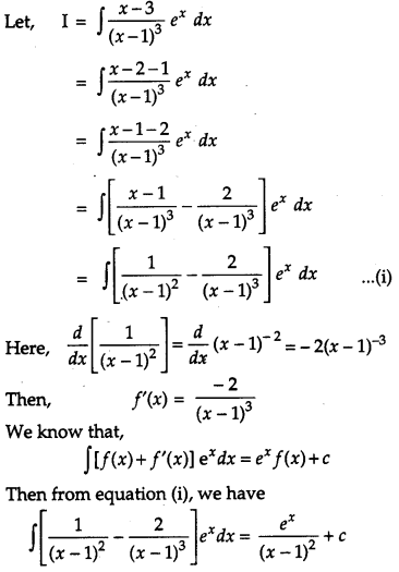 CBSE Previous Year Question Papers Class 12 Maths 2019 Outside Delhi 14