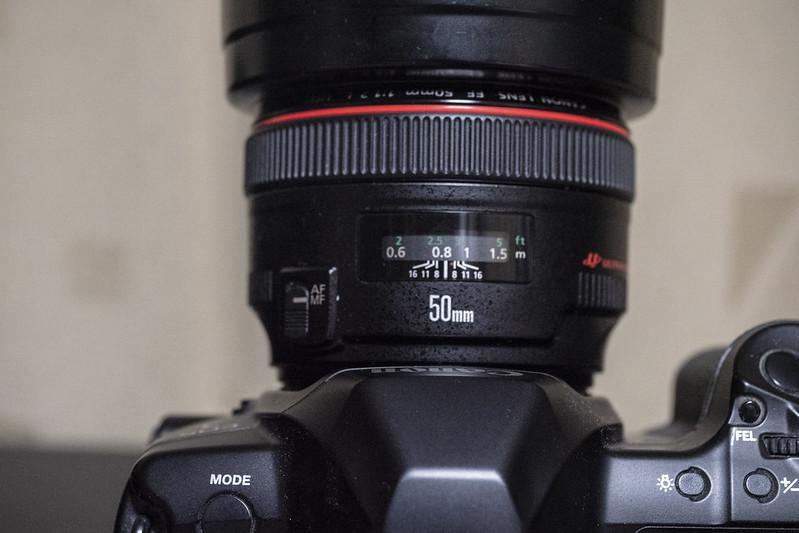 EF50mmF1.2L