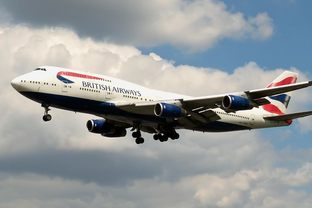 G-BNLN Heathrow 24 May 2019