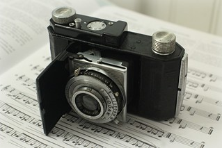 Camera of the Day - Kodak Retinette II Nr. 160 (Late)
