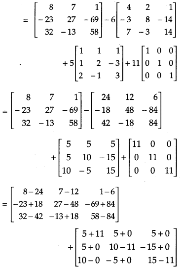 CBSE Previous Year Question Papers Class 12 Maths 2019 Outside Delhi 124