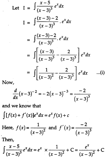 CBSE Previous Year Question Papers Class 12 Maths 2019 Outside Delhi 110
