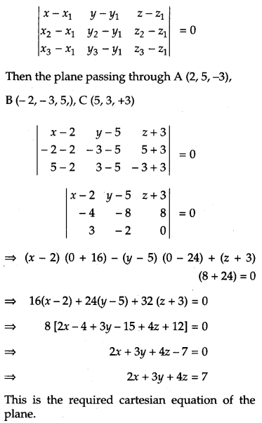 CBSE Previous Year Question Papers Class 12 Maths 2019 Outside Delhi 91