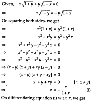 CBSE Previous Year Question Papers Class 12 Maths 2019 Outside Delhi 29