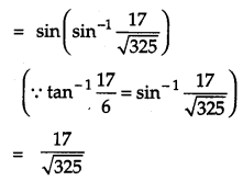 CBSE Previous Year Question Papers Class 12 Maths 2019 Outside Delhi 25