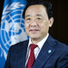 Official portrait of FAO Director-General Qu Dongyu