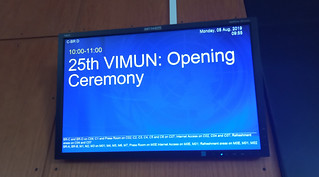 Vienna International Model United Nations (VIMUN