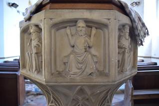Christ in judgement (19th Century)