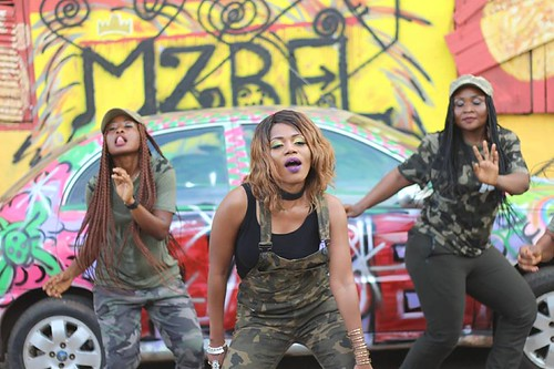 Controversial Ghana Music of Mzbel Always Hit Her Fans