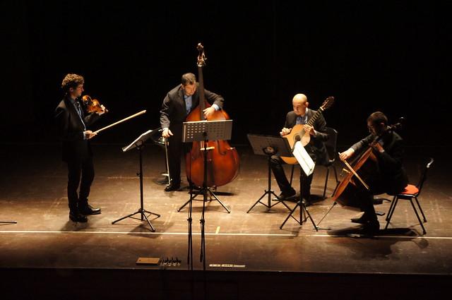 1908 - 09 Concierto Cuarteto Patagonia