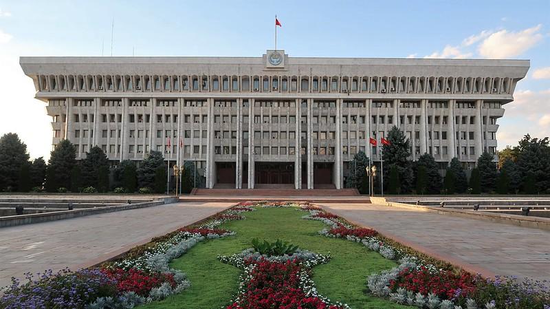 Bishkek, KYRGYZSTAN, July 2019