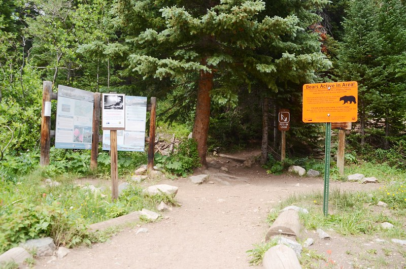 Fourth of July Trailhead 2