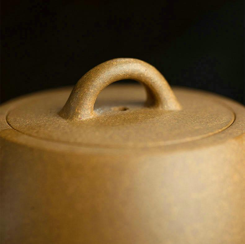 "Yixing ""Jing Lan"" DuanNi (Duan Mud) Teapot 120CC"