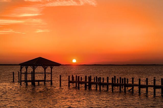 Sunset at OBX 3-0 F LR 8-2-19 J280