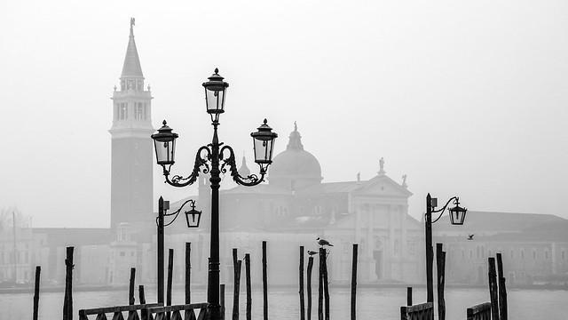 S.Giorgio in the mist