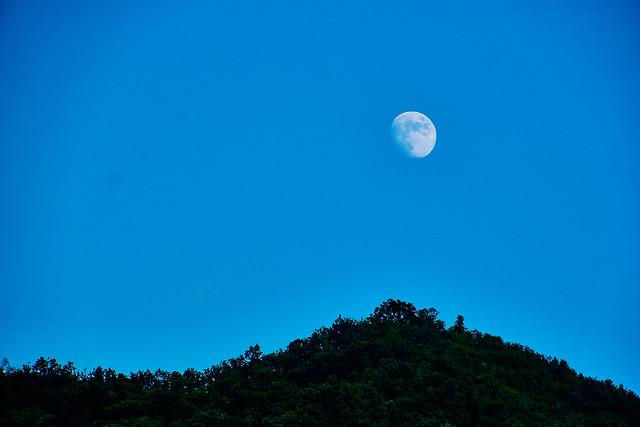 Moon in Ornito, Giffoni Valle Piana