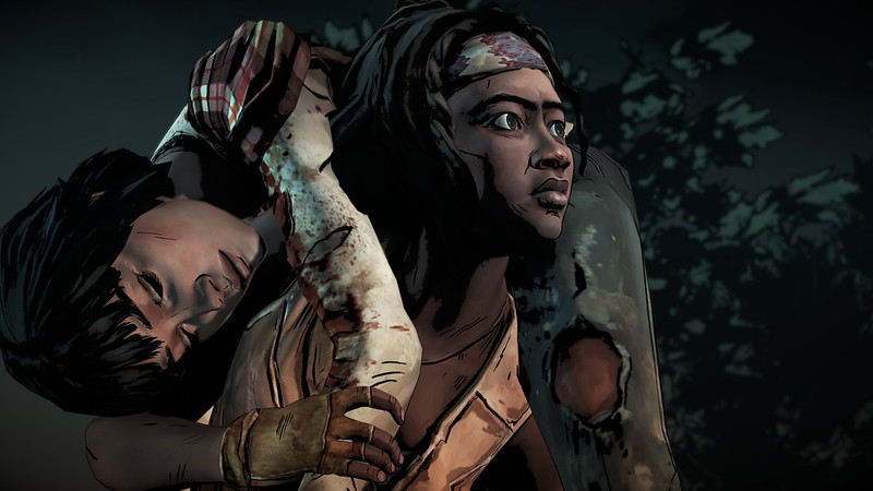 Telltale Definitive Series: The Walking Dead on PS4