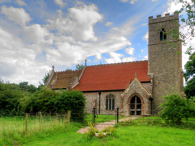 Norfolk, THURSFORD, St Andrew