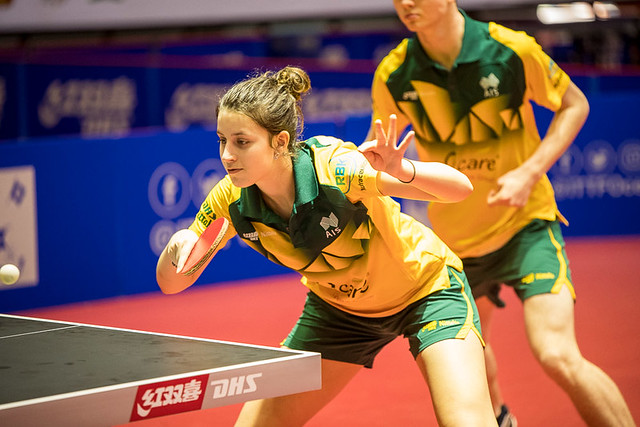 Day 2 - 2019 ITTF-Oceania Junior Championships