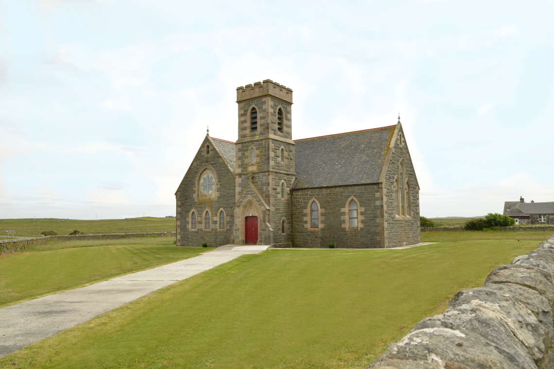 Argyll and Bute, TIREE, Tiree Parish Church