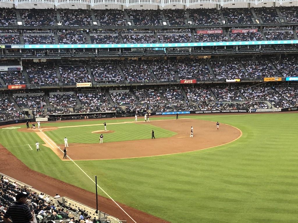 NYC Baseball Trip 2019