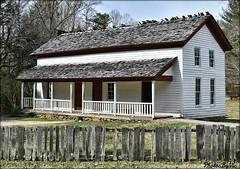 Cades Cove House