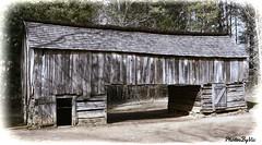 Cades Cove Barn 2