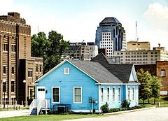 Lakeside Baptist Church and Downtown Shreveport