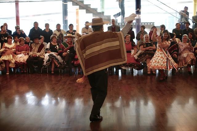 #EnTerreno : Final de Cueca para Adultos Mayores