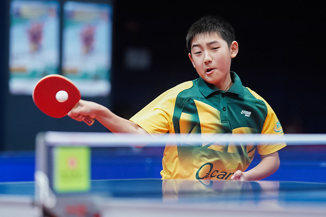 Day 2 - 2019 ITTF Hong Kong Junior & Cadet Open