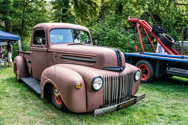 FORD Pickup 1942 - 1947