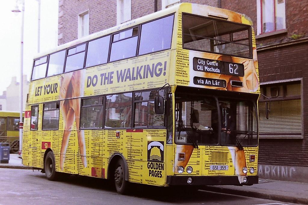 DUBLIN BUS BUS ATHA CLIATH KD359 GSI359