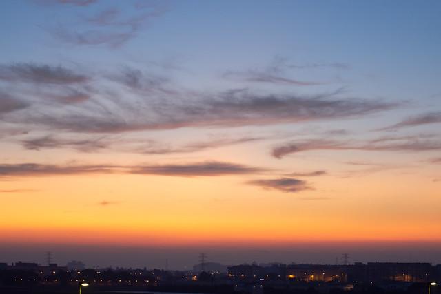 Amanecer en Valencia 48