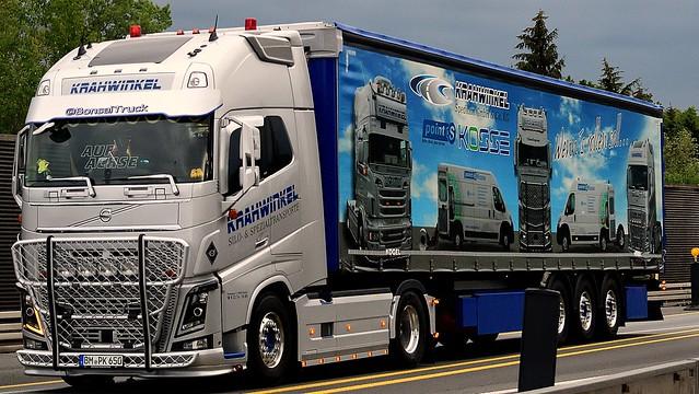 D - Krakwinkel >Kosse< Volvo FH GL04