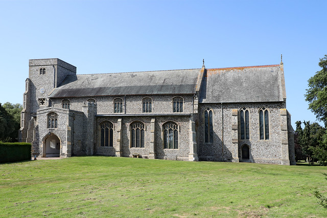 All Saints' Church, Thornham
