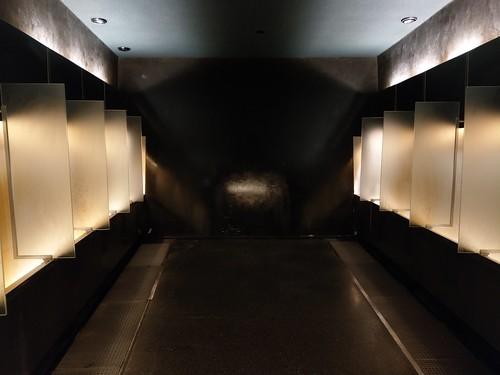 Opernhaus Oslo toilet ambiance