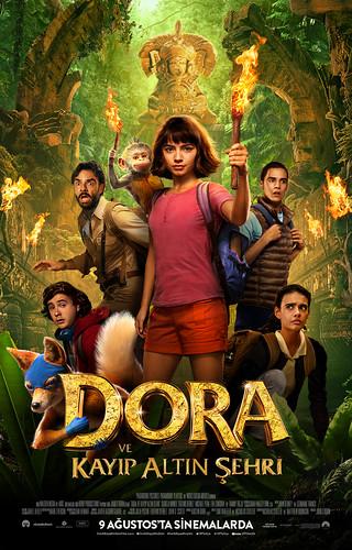 Dora ve Kayıp Altın Şehri - Dora and the Lost City of Gold (2019)
