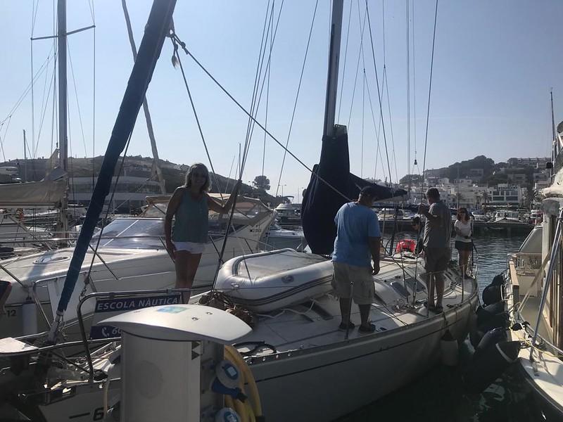 20190809 - cnllanca - Capacitació nàutica - Tast de vela