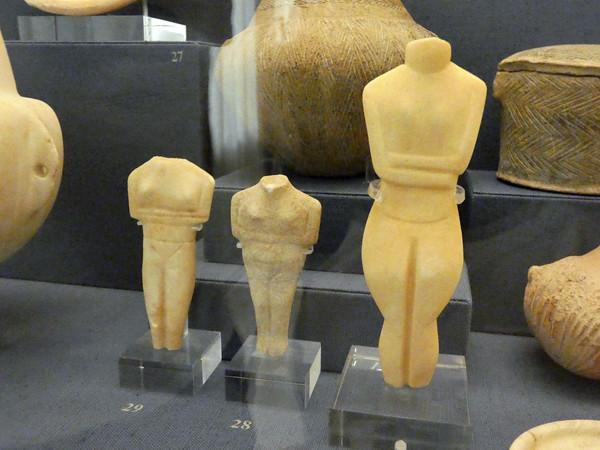 figures cycladiques benaki 1
