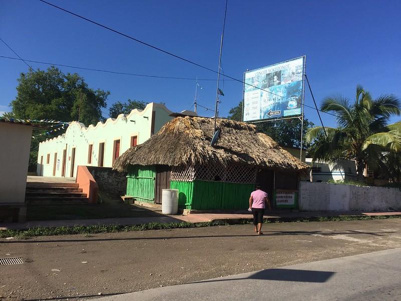 De Cancún a Mérida
