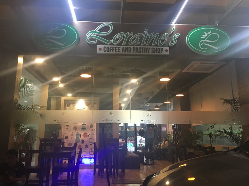 Loraine's Coffee, Pasig