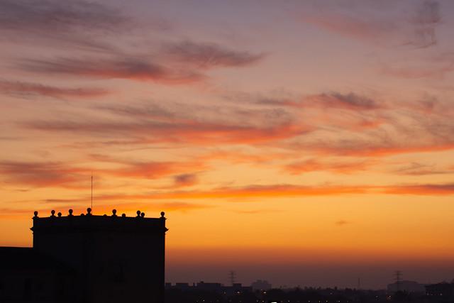 Amanecer en Valencia 49
