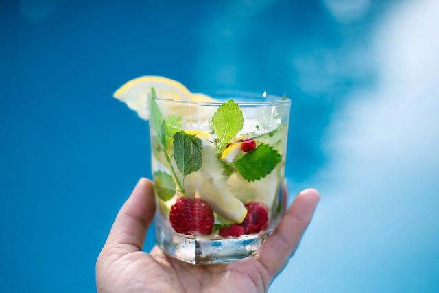 A summer refreshment