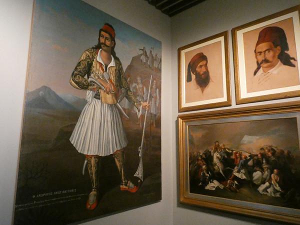 combattants grecs
